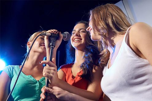 Parties and Karaoke